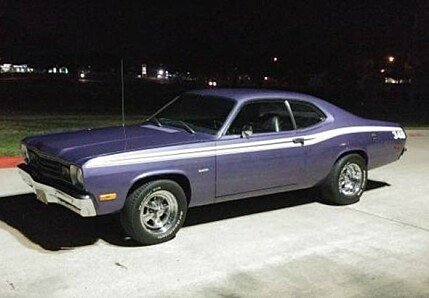 1973 Plymouth Duster for sale 100934841