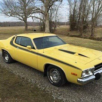 1973 Plymouth Roadrunner for sale 100826470