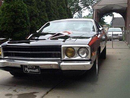 1973 Plymouth Roadrunner for sale 100896994