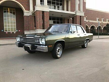 1973 Plymouth Valiant for sale 100931321