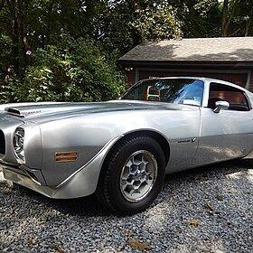 1973 Pontiac Firebird Formula for sale 100811980