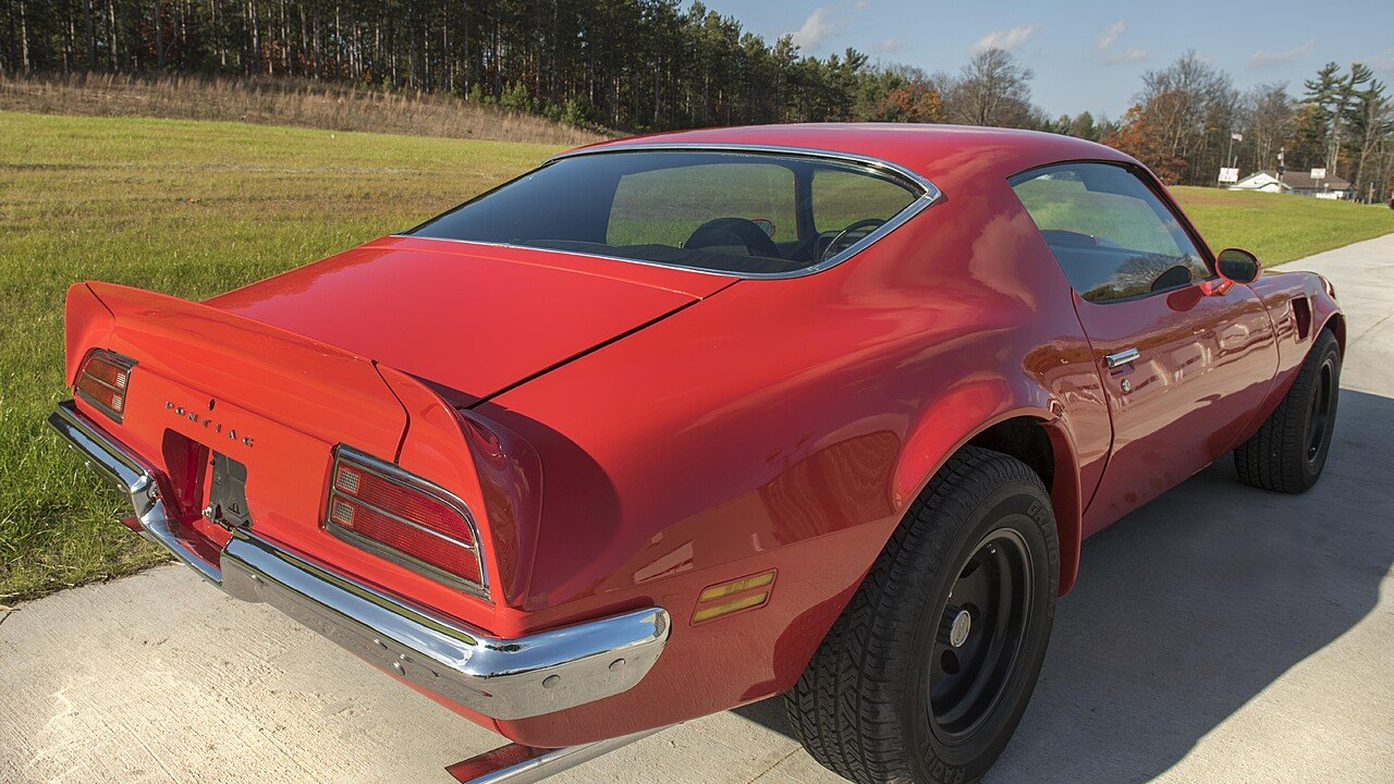 1973 Pontiac Trans Am For Sale Near South Boardman Michigan 49680 101005385