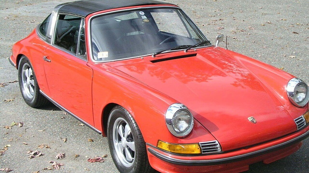 1973 Porsche 911 Targa for sale 100919736