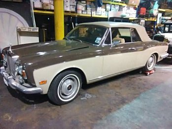 1973 Rolls-Royce Corniche for sale 101055114