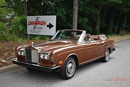 1973 Rolls-Royce Corniche for sale 100901242