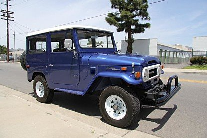 1973 Toyota Land Cruiser for sale 100855978