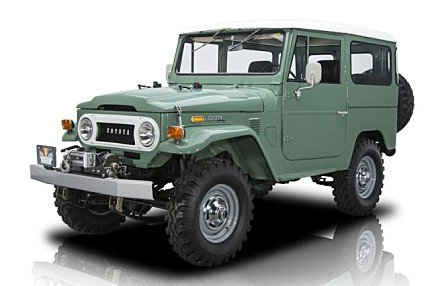 1973 Toyota Land Cruiser for sale 100934617