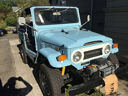 1973 Toyota Land Cruiser for sale 100998374