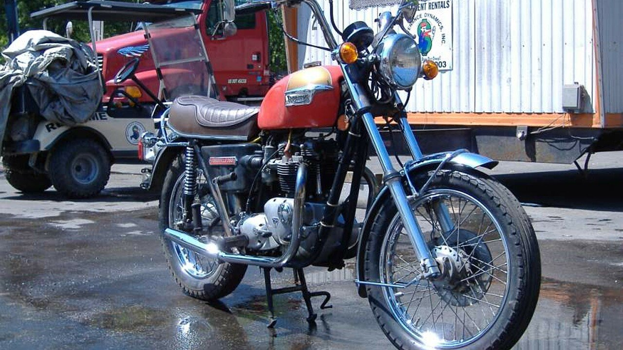 1973 Triumph Bonneville 750 for sale 200502360