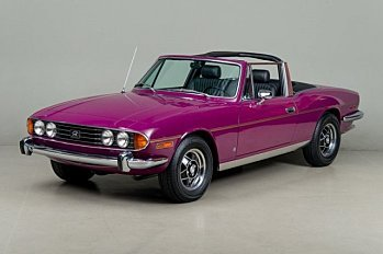 1973 Triumph Stag for sale 100853291