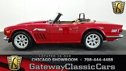 1973 Triumph TR6 for sale 100789496