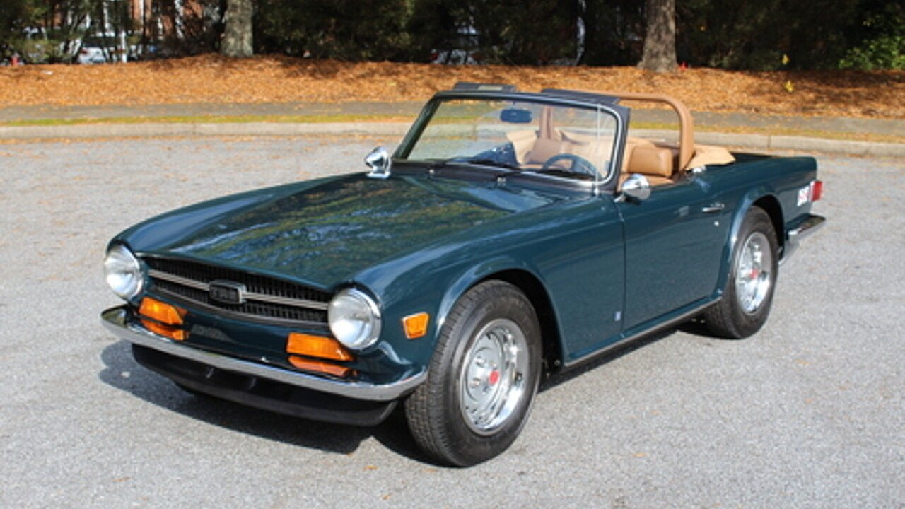 1973 Triumph TR6 for sale 100923505