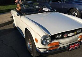 1973 Triumph TR6 for sale 100798516