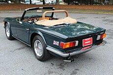 1973 Triumph TR6 for sale 100923505