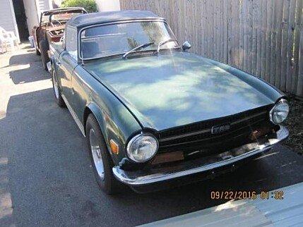 1973 Triumph TR6 for sale 100826630