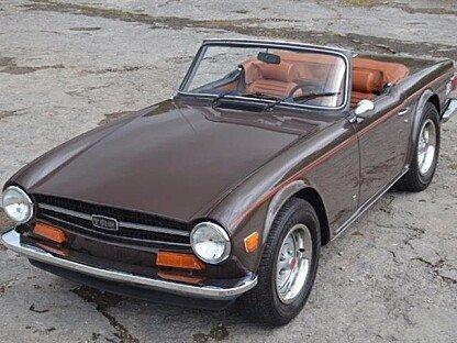 1973 Triumph TR6 for sale 100878231