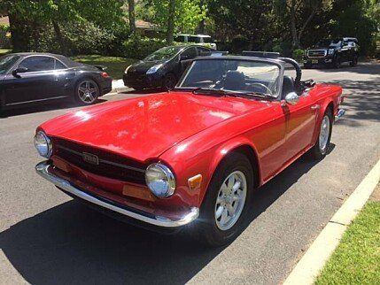 1973 Triumph TR6 for sale 100885557