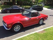 1973 Triumph TR6 for sale 100885557
