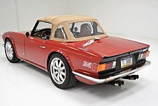 1973 Triumph TR6 for sale 100986139