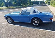 1973 Triumph TR6 for sale 101001209