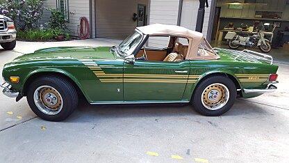 1973 Triumph TR6 for sale 101004126