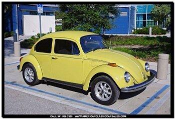 1973 Volkswagen Beetle for sale 100836383