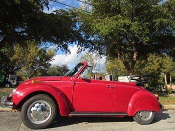 1973 Volkswagen Beetle for sale 100846677