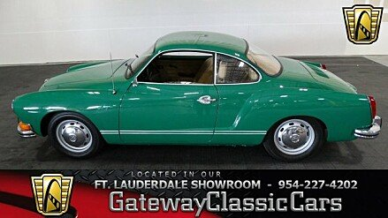1973 Volkswagen Karmann-Ghia for sale 100765181