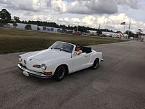 1973 Volkswagen Karmann-Ghia for sale 100769791