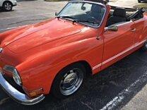 1973 Volkswagen Karmann-Ghia for sale 100780819