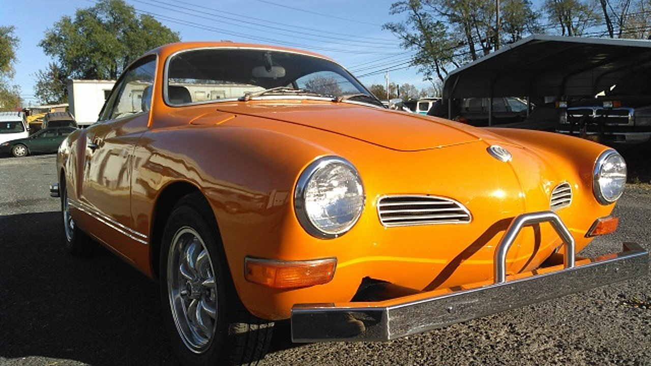 1973 Volkswagen Karmann-Ghia for sale 100736013