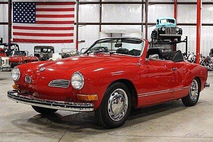 1973 Volkswagen Karmann-Ghia for sale 100927046