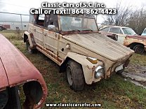 1973 Volkswagen Thing for sale 100767232