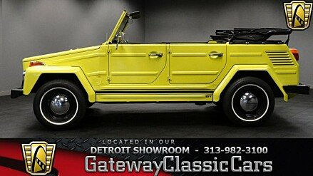 1973 Volkswagen Thing for sale 100772159