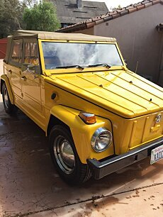 1973 Volkswagen Thing for sale 100776774