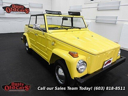 1973 Volkswagen Thing for sale 100787888