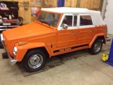 1973 Volkswagen Thing for sale 100810010