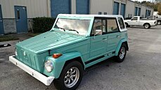 1973 Volkswagen Thing for sale 100844088