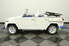 1973 Volkswagen Thing for sale 100858386