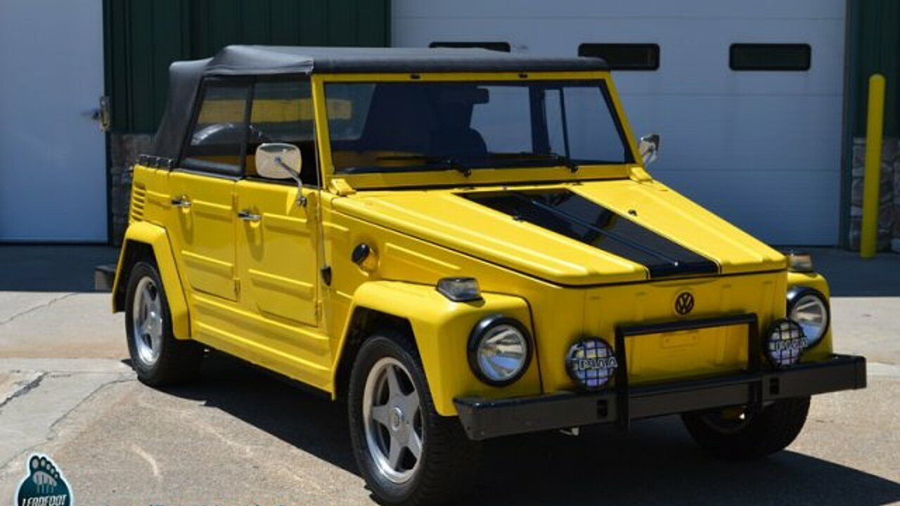 1973 Volkswagen Thing for sale 100923745