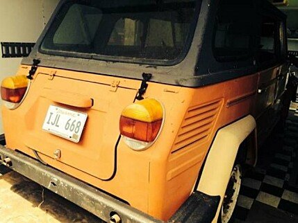 1973 Volkswagen Thing for sale 100847975