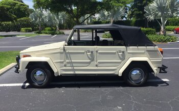 1973 Volkswagen Thing for sale 100883483