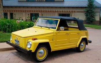 Volkswagen Thing Classics For Sale Classics On Autotrader