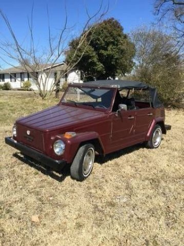 Volkswagen Thing Classics for Sale - Classics on Autotrader