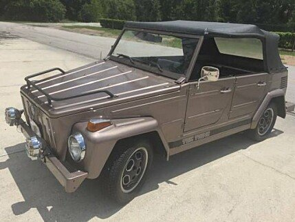 1973 Volkswagen Thing for sale 101032336