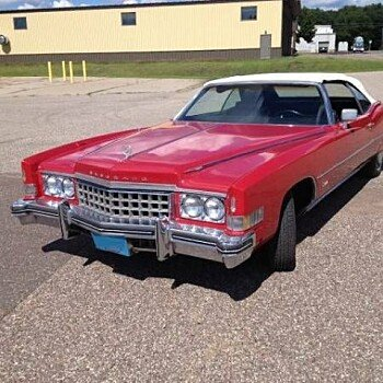 1973 cadillac Eldorado for sale 100826483
