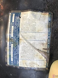1973 chevrolet Blazer for sale 101041674