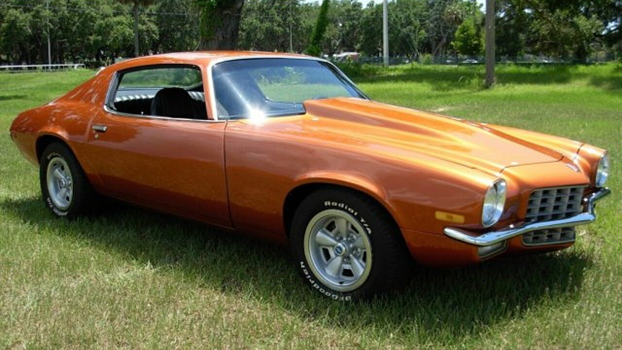 1973 chevrolet Camaro for sale 100996764