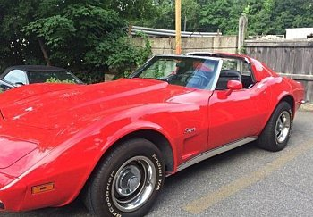 1973 chevrolet Corvette for sale 100886306