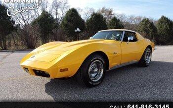 1973 chevrolet Corvette for sale 100834296
